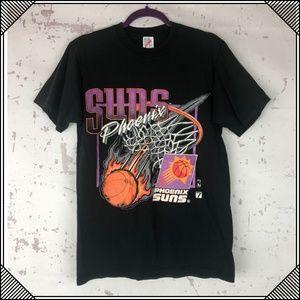 * Jerzees Phoenix Suns Vintage Graphic T-Shirt *